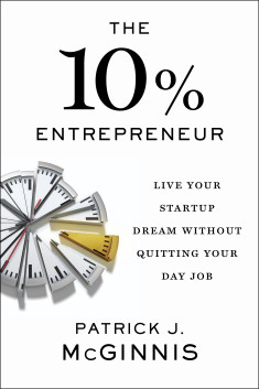 The 10% Entrepreneur, by Patrick McGinnis