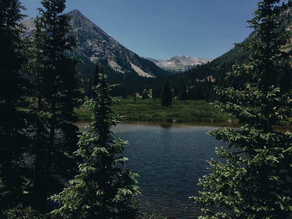 Mount Huron Trailhead