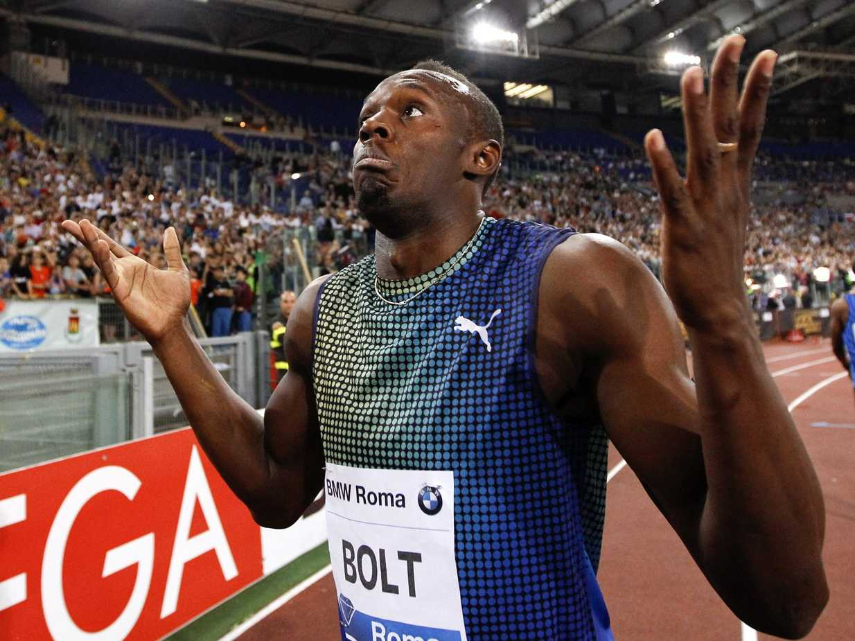 a-perfect-photo-of-usain-bolt-after-losing-a-race-in-rome