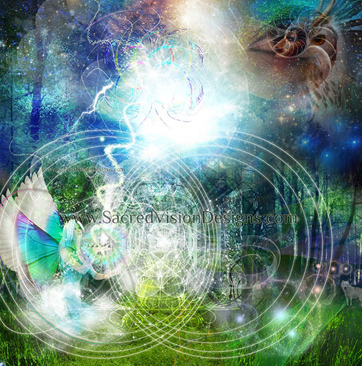 Elven Healing, Channeling, Activation & Reading