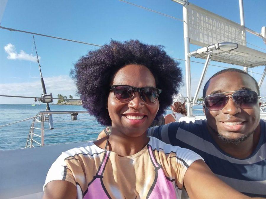 selfie_boat