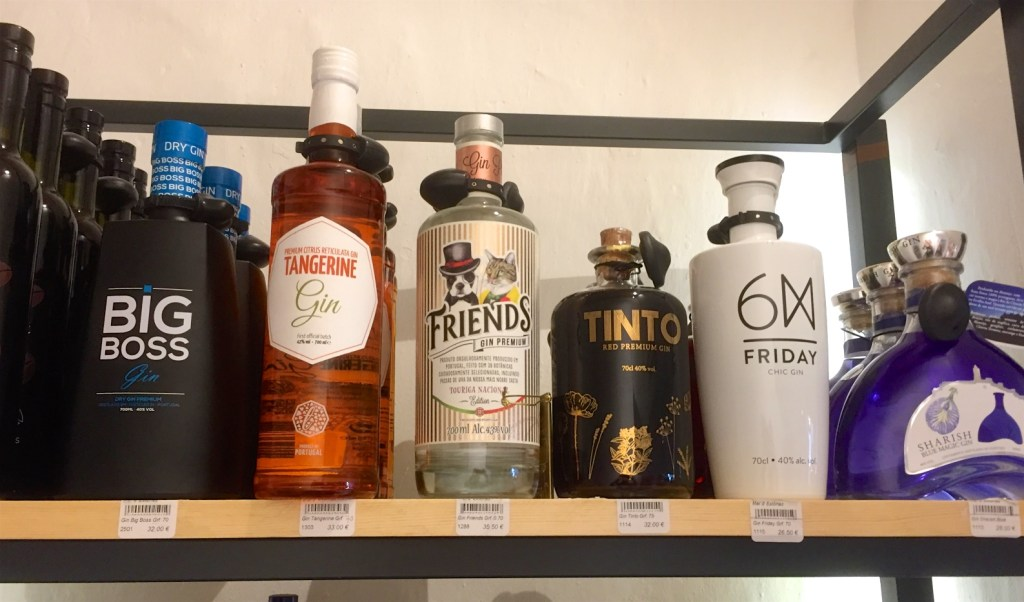 ginselection