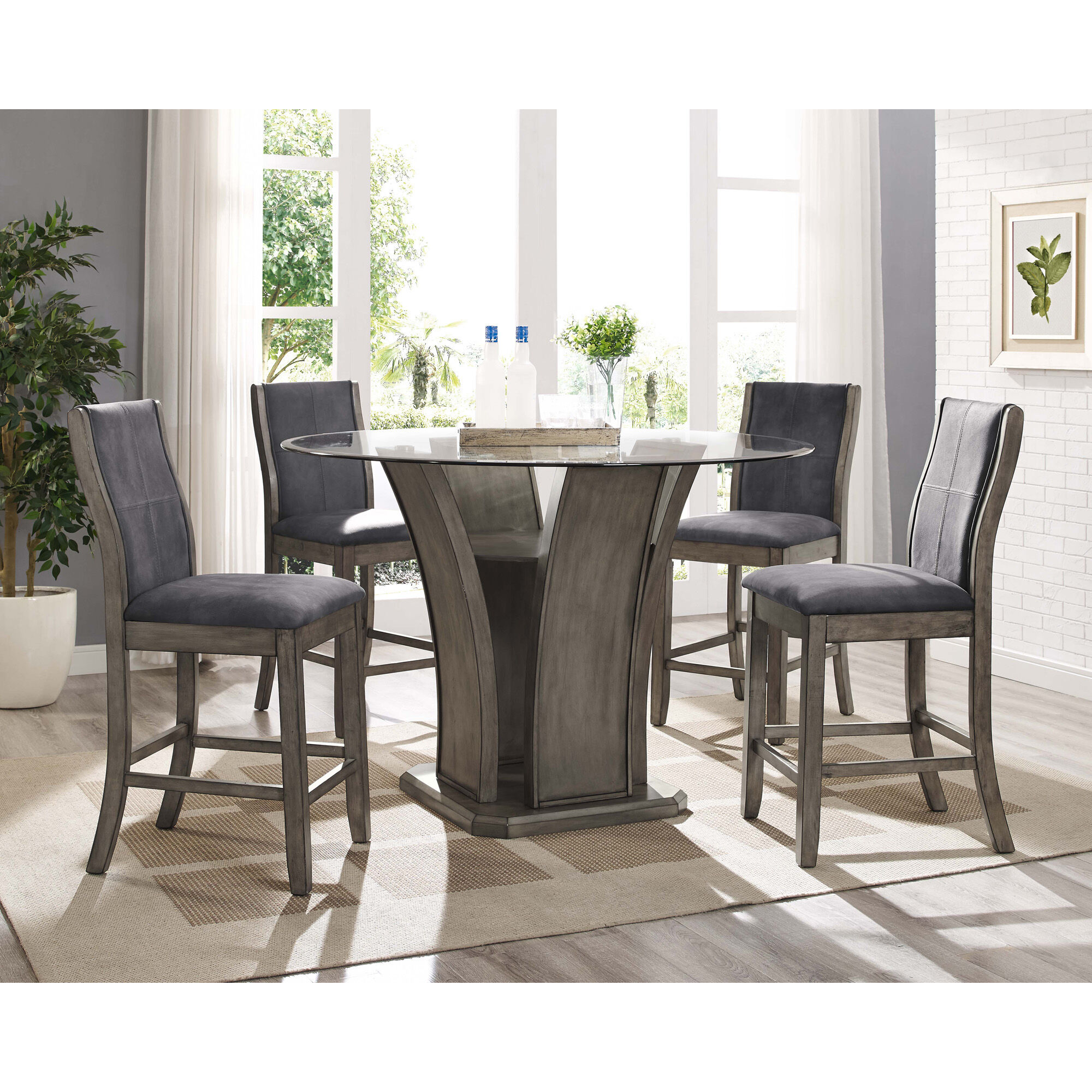 5 Piece Destin Dining Room Collection