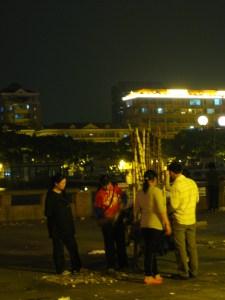 Sugar Cane Vendor, Guangzhou