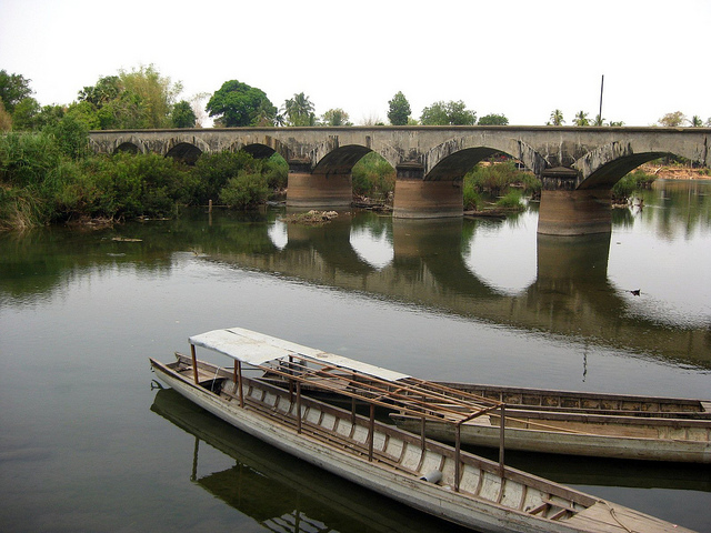 French Railroad Bridge