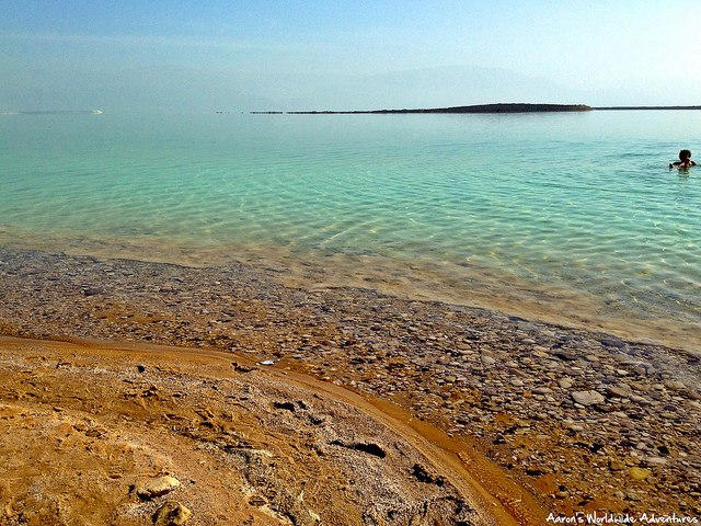 8 Tips for Floating in the Dead Sea