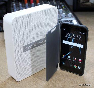 HTC 10 on Verizon