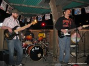 Aaron Traffas Band plays live ag rock music in Lawrence