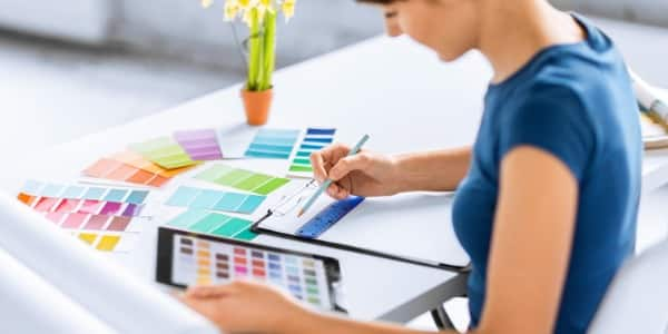 Color Palettes - What Does an Interior Designer Do?