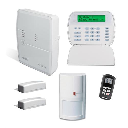 Wireless Home Alarm Kit