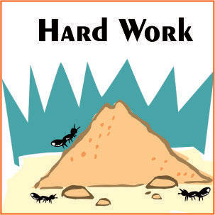 Image result for moral story images appreciation of hard work