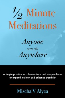 1/2 Minute Meditations Anyone can do Anywhere