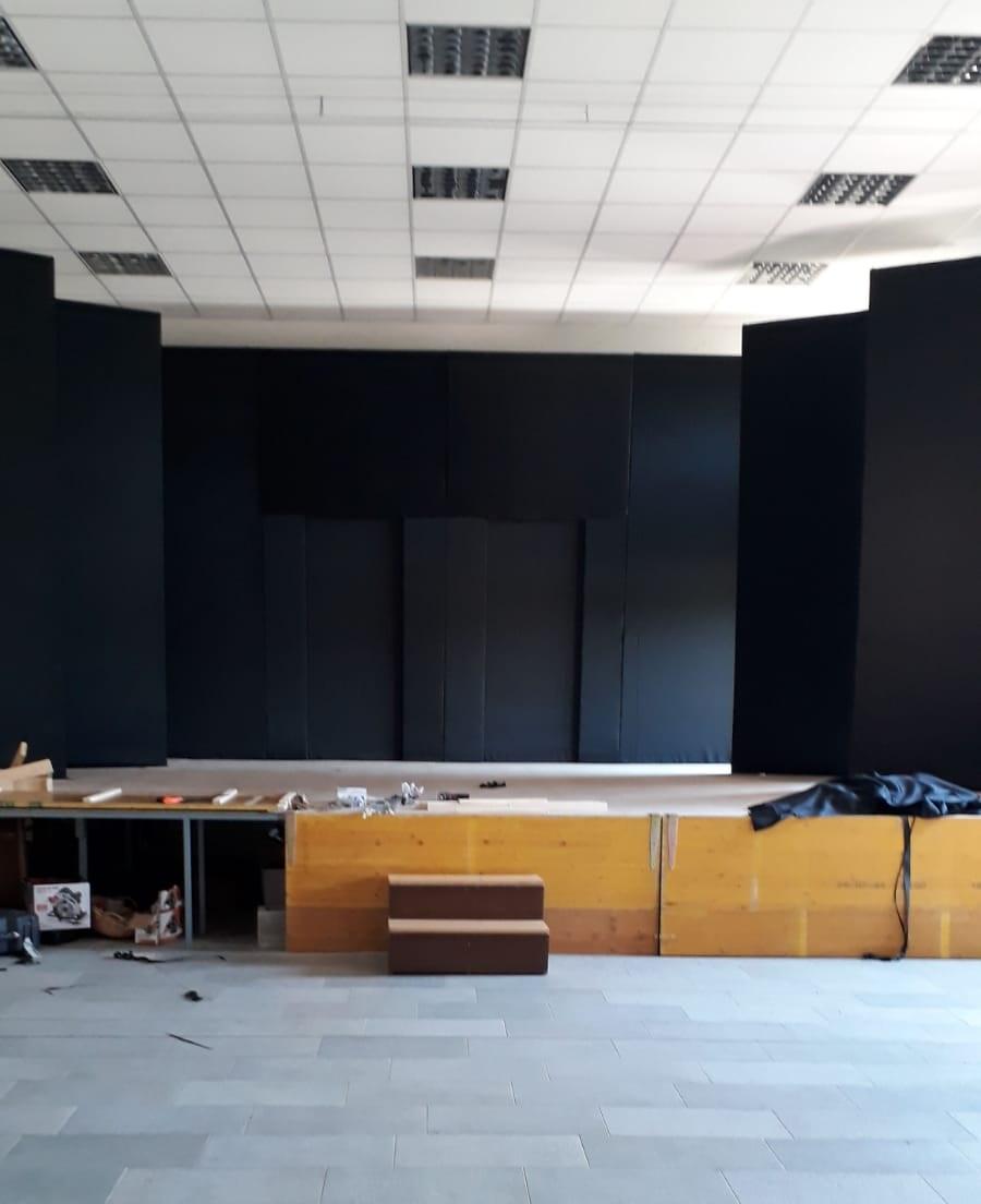 Nuova Sala Teatro Bassanello 1