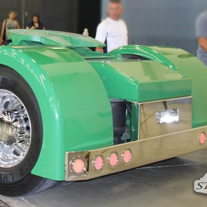 """T Bumper Universal Rear 19"""" 8 LED 4""""  (Lights not Included)  Part #: 000008.1.1.284  $1,495"""