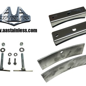 Air Cleaner Mounting Bracket Kit - for Peterbilt 370 & 380 Series Part #: 010106.1.0.2000 $145 / pair
