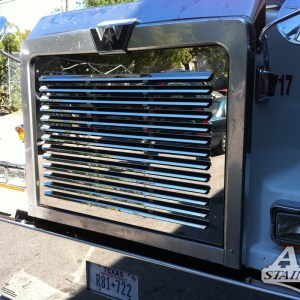 Grill Louvered SS Western Star 4964  Part#: 080103.1.0.4$475