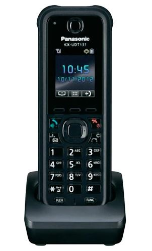 Panasonic UDT131 Rugged SIP Multi Cell DECT Phone