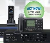 Panasonic 0% Financing for Business Telephone Systems