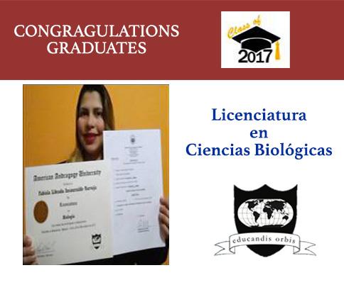 fabiola insaurralde licenciatura biologicas
