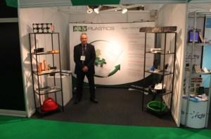 AAV Plastics Design at the Electronics Design Show