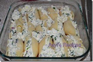 stuffed pasta shells7