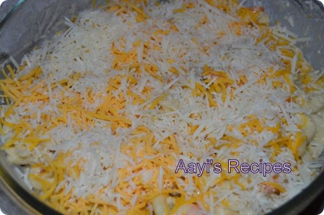 vegetable mac n cheese8