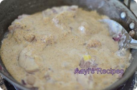 white chicken yellow rice5