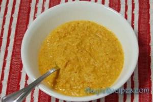 Garlic Chutney (Losney chutney)