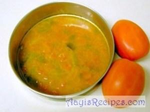 Tomato Saar (Tomato saru)
