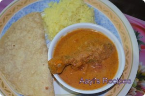 Chicken gravy (traditional style)
