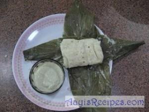 Cucumber idli (Kadamb)