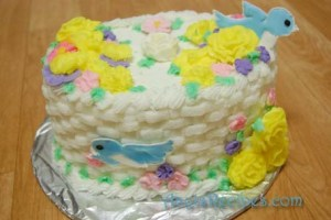 Cake decorating 2 – grand finale cake
