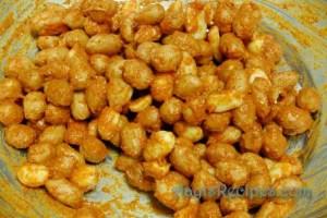 Masala peanuts (TaLile shenga)