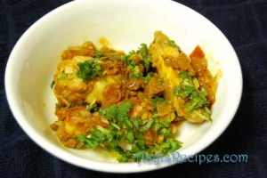 Coorg style chicken with tomatoes(Koli barthad)
