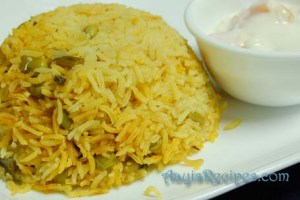 Red pulav