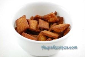 Sweet potato shankarpali