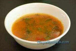 Puréed tomato saar/saru