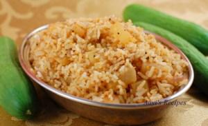 Radish Rice