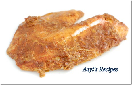 baked fish with ajwain