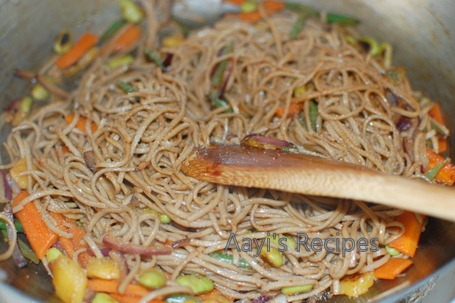 noodles with hm sauce7
