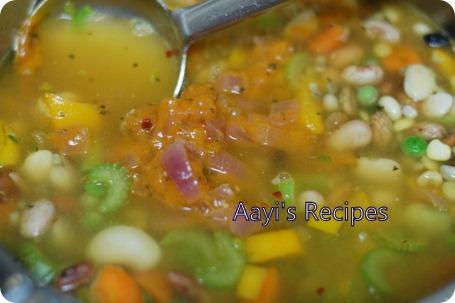16 bean soup4