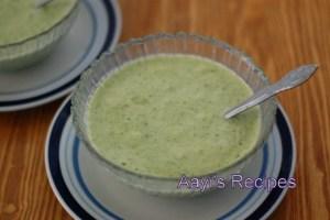 Broccoli – Leek Soup
