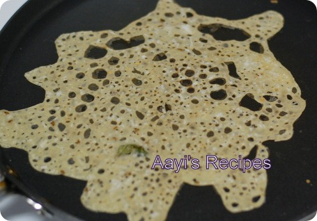 wheat flour-rice flour dosa2
