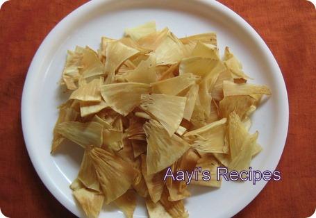 breadfruit chips