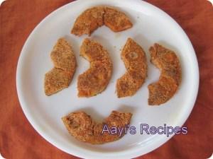 Raw Jackfruit Shallow Fry (Kadgi Phodi / Chakke Phodi)