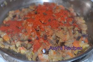 vangi bhath with garam masala6