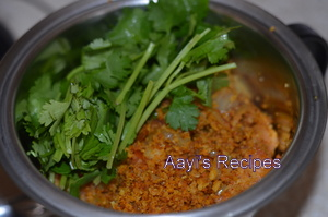chicken gravy with garam masala4