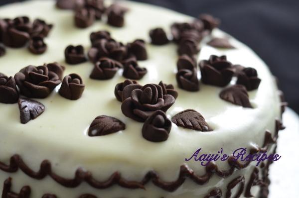 eggless cardamom cake11