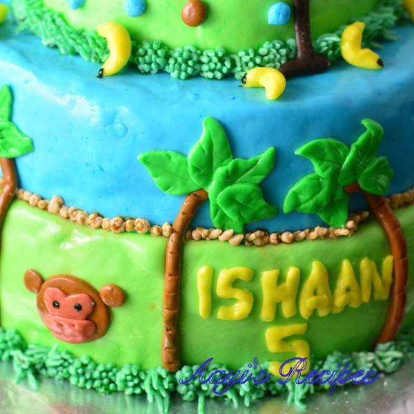 monkey cake3