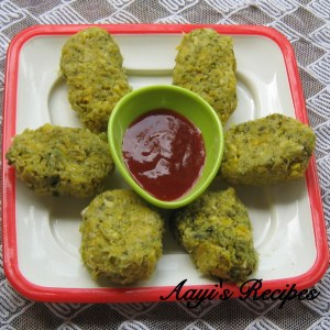 Spicy Steamed Corn Balls (Jolad Undi)
